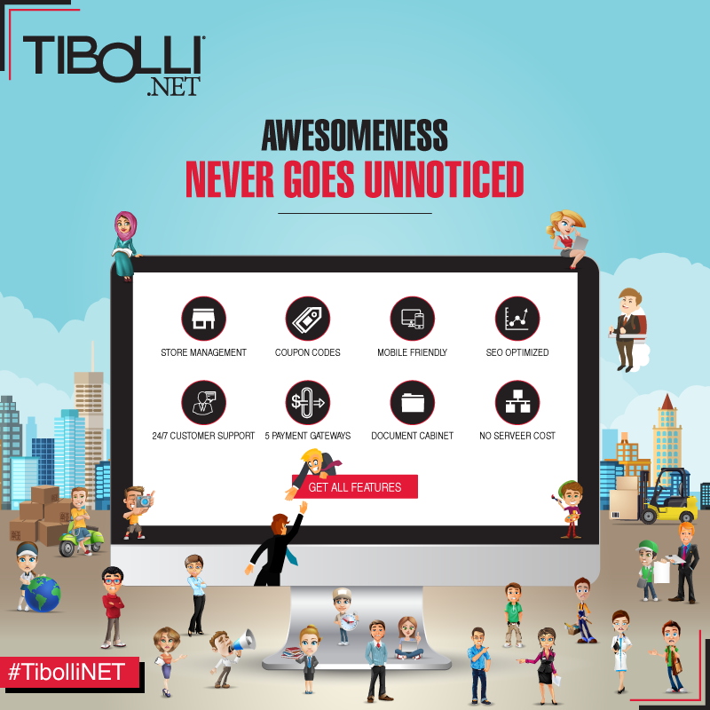 tibolli.net features, endless features, free stuff,