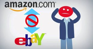 amazon and ebay, online market places,