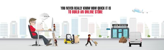online store, build online store, Tibolli.NET -First Free eCommerce website builder