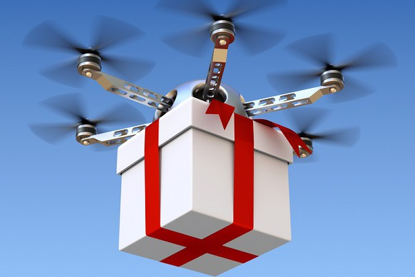 drone delivery, latest eCommerce trend,