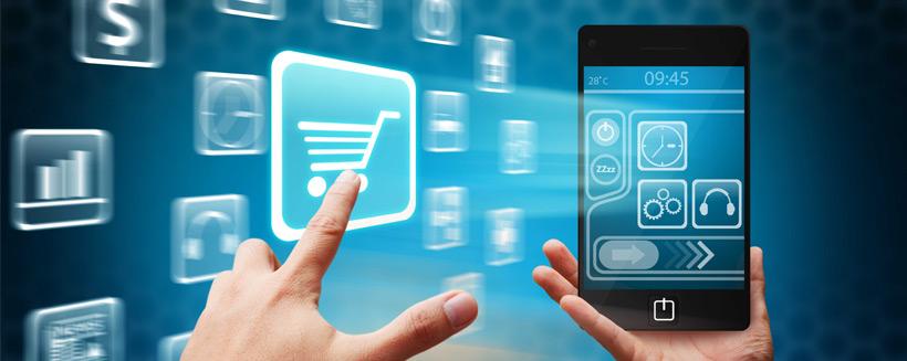 mobile commerce, mCommerce,