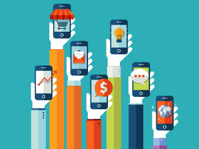 mobile usage, mobile application, m-commerce
