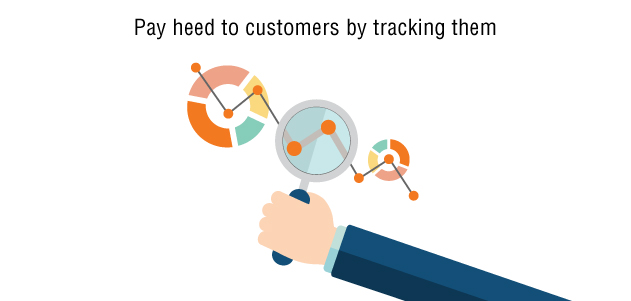 track customers, google, analytics,