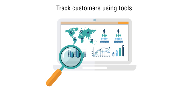customers tracking tools, how to increase sales of eCommerce website,