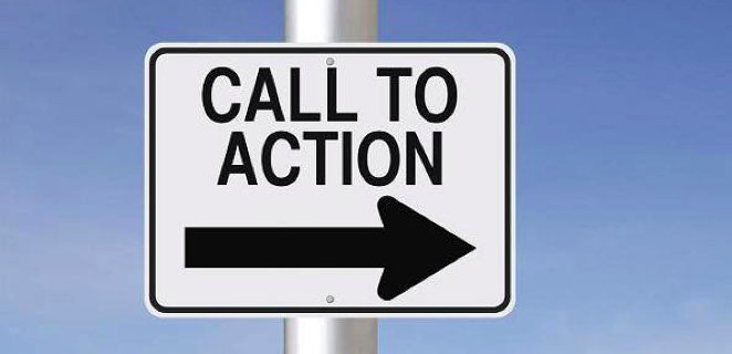 cal to action,