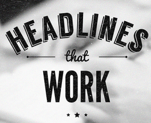 headlines, effective headline,
