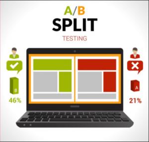 split testing,