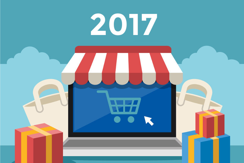 eCommerce trends, 2017 trends, rising trends of 2017