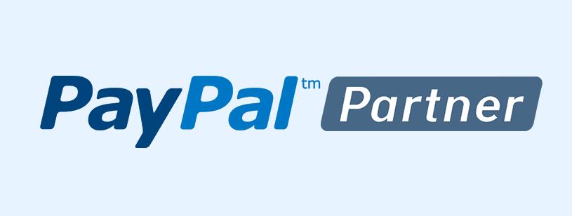 paypal partner,